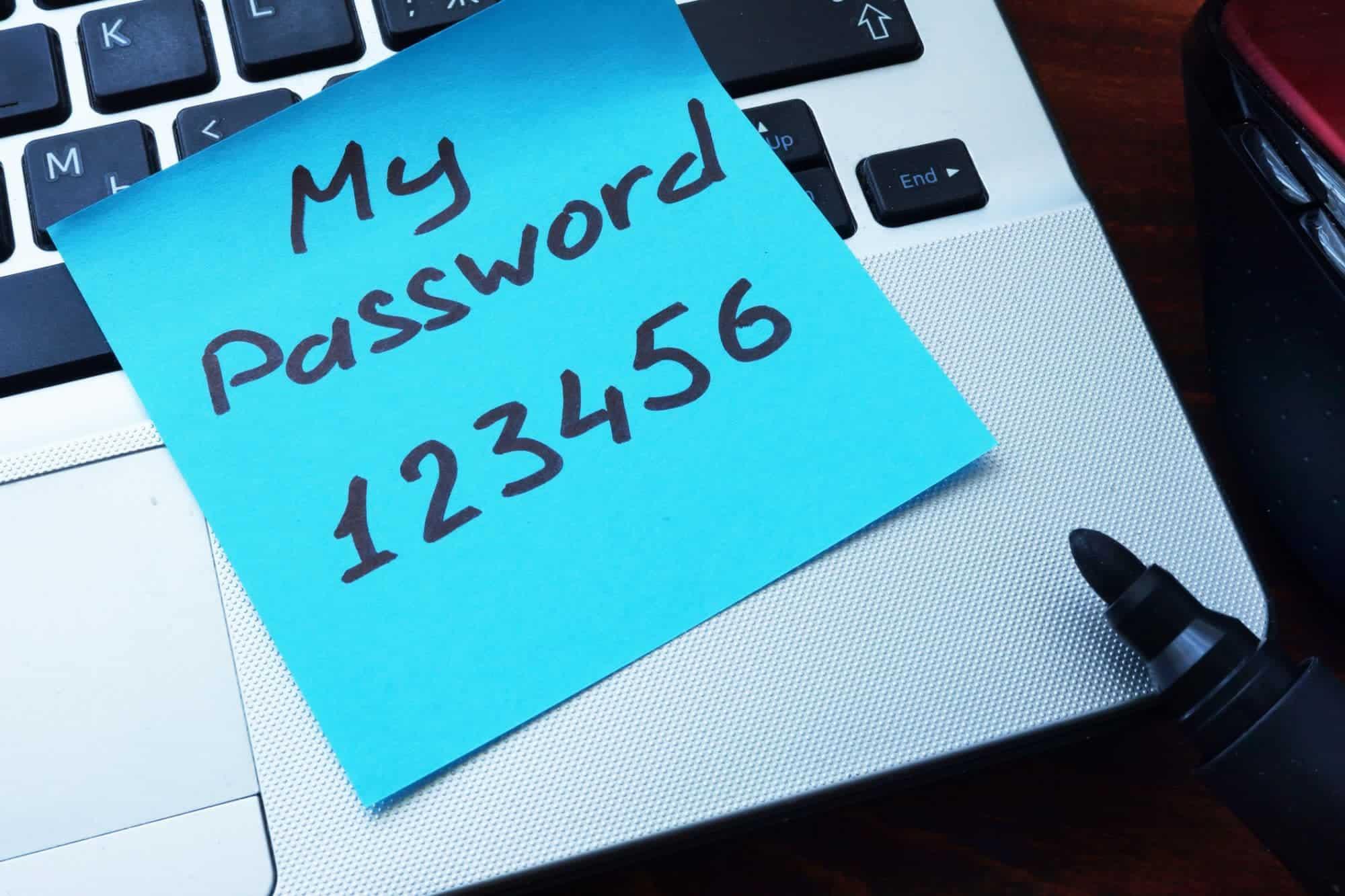 Easy Password Picture